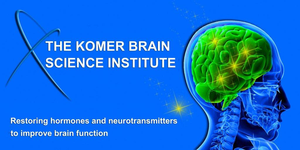Komer Brain Science Logo
